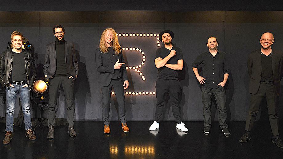 Max Mutzke und die Ringlstetterband